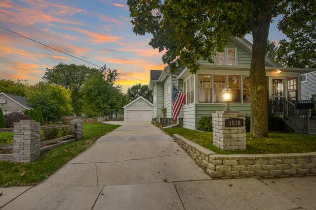 1518 Jefferson Ave, Waukesha, WI 53186 (#1716747) :: RE/MAX Service First Service First Pros