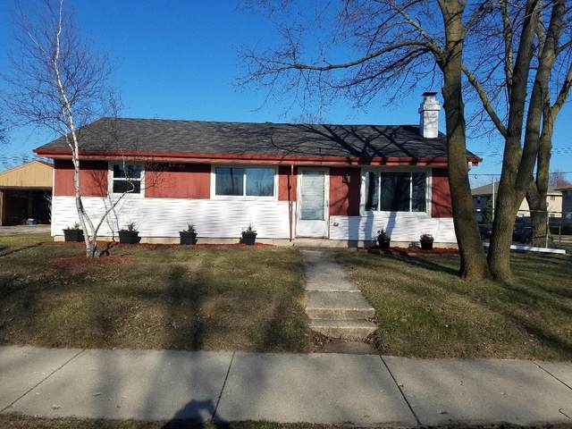 5874 S Marilyn Street, Milwaukee, WI 53221 (#1716848) :: RE/MAX Service First Service First Pros