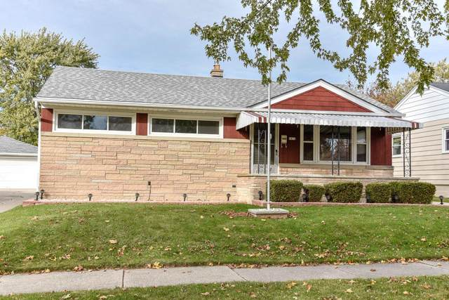 6412 W Wilbur, Milwaukee, WI 53220 (#1716850) :: RE/MAX Service First Service First Pros