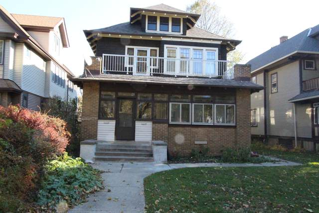 2206 N Hi Mount Blvd #2208, Milwaukee, WI 53208 (#1717126) :: Tom Didier Real Estate Team