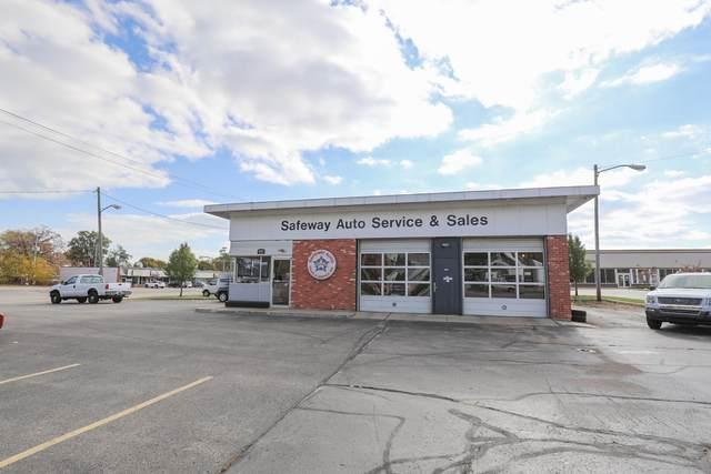 4503 75th St, Pleasant Prairie, WI 53142 (#1717232) :: RE/MAX Service First