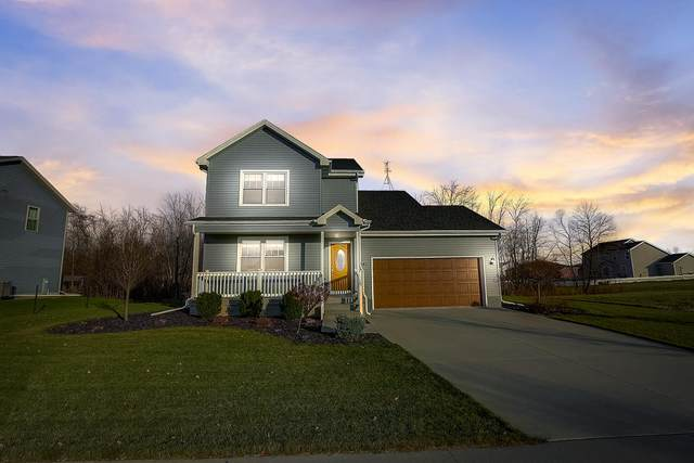 445 Whispering Way, Johnson Creek, WI 53038 (#1718654) :: RE/MAX Service First