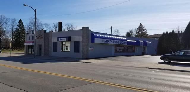 1207 Washington St, Manitowoc, WI 54220 (#1719039) :: Keller Williams Realty - Milwaukee Southwest