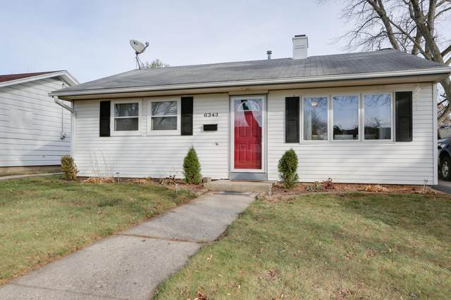 6343 49th Ave, Kenosha, WI 53142 (#1719398) :: RE/MAX Service First
