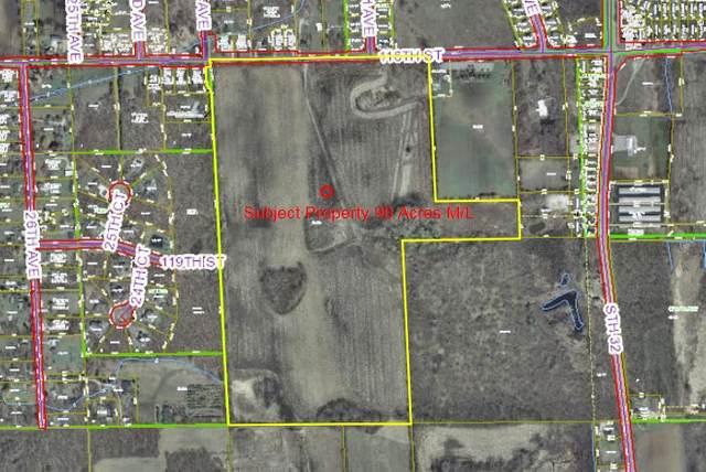 Lt0 116th St, Pleasant Prairie, WI 53158 (#1719659) :: Keller Williams Realty - Milwaukee Southwest
