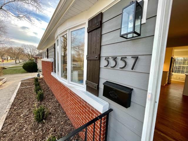 5357 N 106th St, Milwaukee, WI 53225 (#1719970) :: Tom Didier Real Estate Team