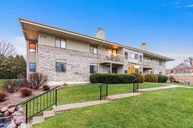 116 E Freistadt Rd A, Thiensville, WI 53092 (#1720030) :: Keller Williams Realty - Milwaukee Southwest