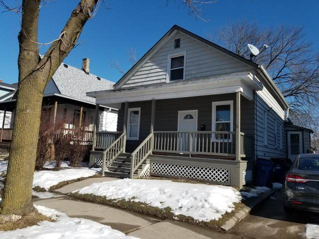 1033 Villa St, Racine, WI 53403 (#1720049) :: Keller Williams Realty - Milwaukee Southwest