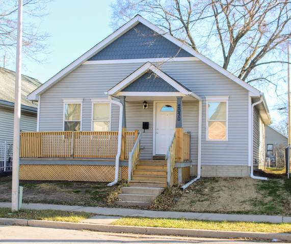 2030 N 25TH, Milwaukee, WI 53205 (#1720161) :: RE/MAX Service First