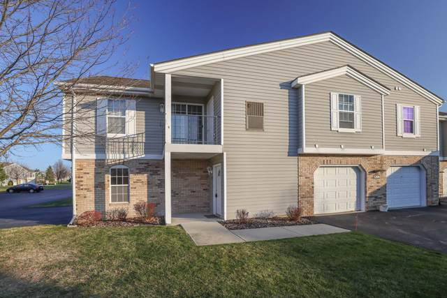 1208 N Sunnyslope Dr #206, Mount Pleasant, WI 53406 (#1720164) :: RE/MAX Service First