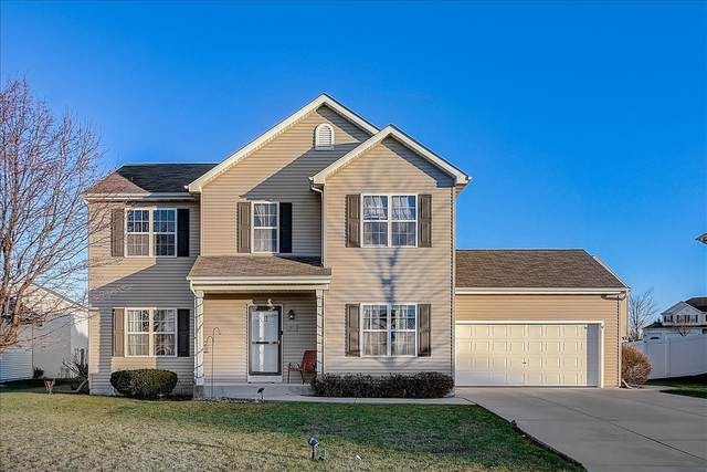 3811 Yates Dr, Mount Pleasant, WI 53406 (#1720332) :: RE/MAX Service First