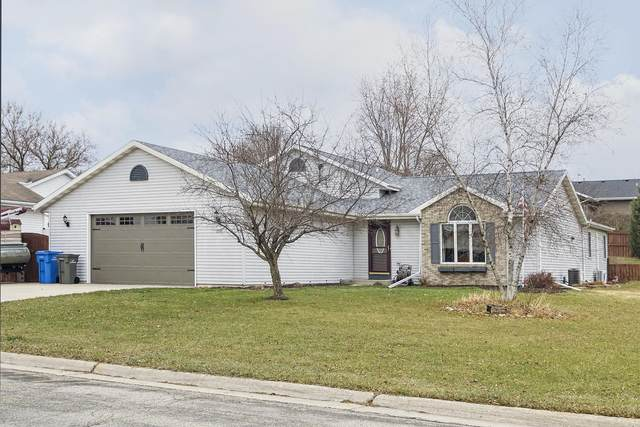 1101 Crestview Dr, Watertown, WI 53094 (#1720606) :: RE/MAX Service First