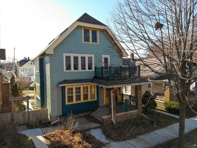 5407 W Cherry St #5409, Milwaukee, WI 53208 (#1721775) :: RE/MAX Service First