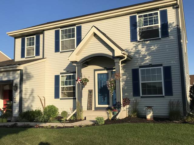 1807 Pintail Dr, West Bend, WI 53095 (#1722073) :: RE/MAX Service First