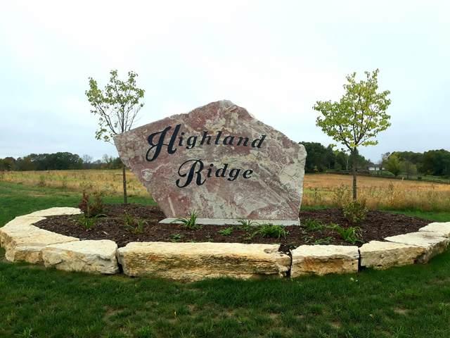 Lt4 Highland Ridge, Richfield, WI 53017 (#1722760) :: RE/MAX Service First