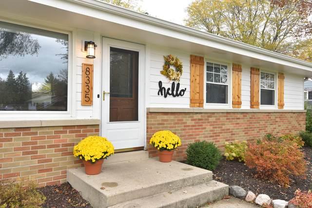 8335 N 51st St, Brown Deer, WI 53223 (#1723439) :: Tom Didier Real Estate Team