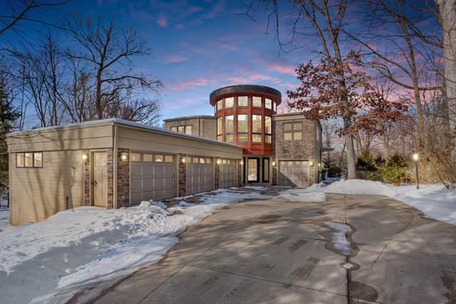 5006 W Parkview Dr, Mequon, WI 53092 (#1724114) :: OneTrust Real Estate