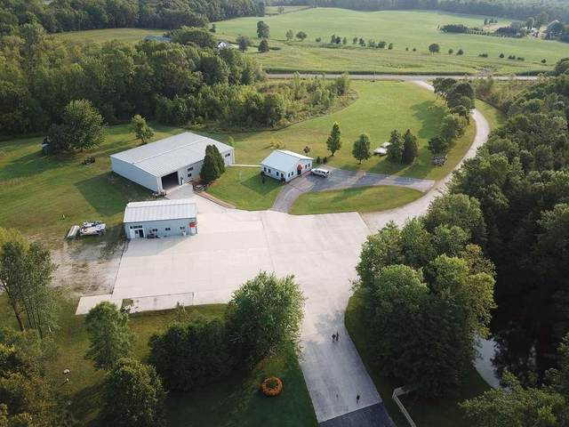5050 Center Rd, Newton, WI 54220 (#1724235) :: Tom Didier Real Estate Team