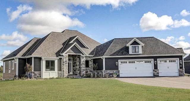 1621 Whistling Hill Cir, Hartland, WI 53029 (#1724312) :: RE/MAX Service First
