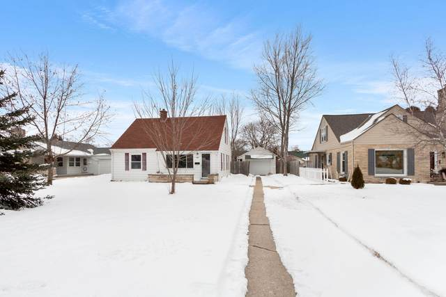 314 W Walters St, Port Washington, WI 53074 (#1724451) :: RE/MAX Service First