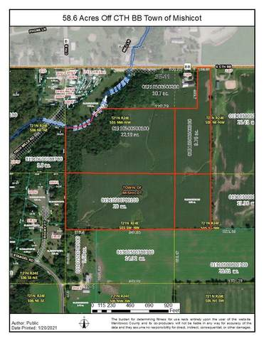 Pcl1 County Rd Bb, Mishicot, WI 54216 (#1724616) :: OneTrust Real Estate