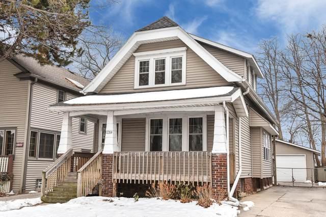 3784 N Humboldt Blvd, Milwaukee, WI 53212 (#1724692) :: Keller Williams Realty - Milwaukee Southwest