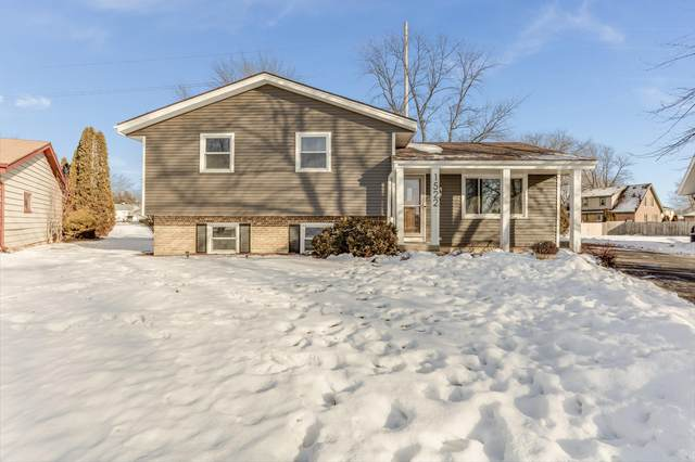 1522 Wiese Ct, Mount Pleasant, WI 53406 (#1724732) :: OneTrust Real Estate