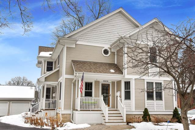W64N736 Washington Ave, Cedarburg, WI 53012 (#1724814) :: Tom Didier Real Estate Team