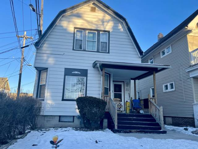 918 -918A S 36th St, Milwaukee, WI 53215 (#1725019) :: Keller Williams Realty - Milwaukee Southwest