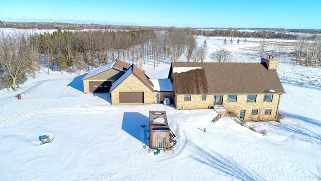 W4599 Leins Mill Rd, Troy, WI 53120 (#1725048) :: Tom Didier Real Estate Team