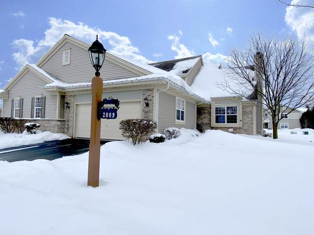 2809 Gateway Ave #1, Hartford, WI 53027 (#1725344) :: EXIT Realty XL