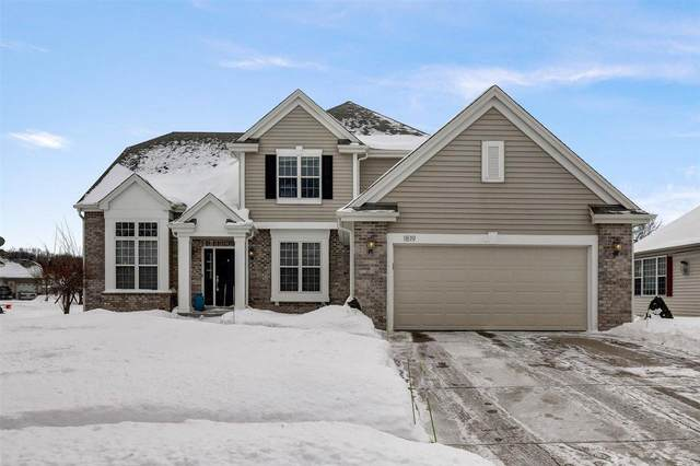 1819 Cloverview St, West Bend, WI 53095 (#1726833) :: RE/MAX Service First