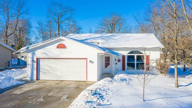 2410 Creek Rd, West Bend, WI 53090 (#1727456) :: EXIT Realty XL