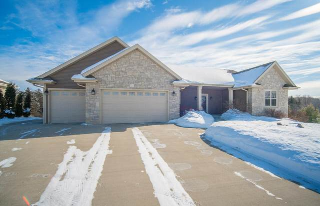 1388 American Eagle Dr, Slinger, WI 53086 (#1727540) :: RE/MAX Service First