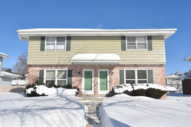 11100 W Florist Ave #11102, Milwaukee, WI 53225 (#1727979) :: RE/MAX Service First