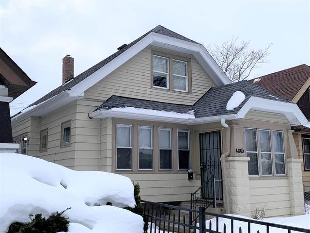 4649 N 28th St, Milwaukee, WI 53209 (#1728281) :: RE/MAX Service First