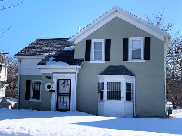 4950 N 40th St, Milwaukee, WI 53209 (#1728283) :: RE/MAX Service First
