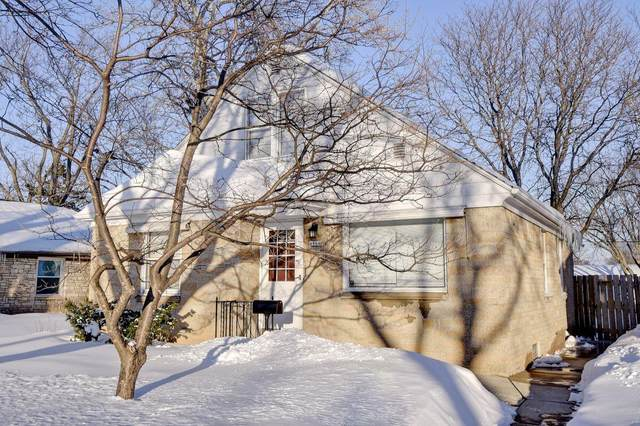 4864 N 72nd St, Milwaukee, WI 53218 (#1728301) :: RE/MAX Service First