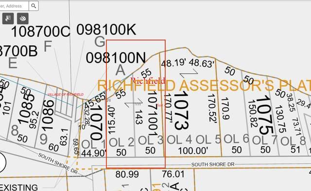 Lt0 South Shore Dr, Richfield, WI 53033 (#1729035) :: EXIT Realty XL
