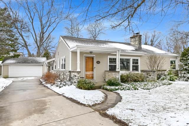 7113 N Longacre Rd, Fox Point, WI 53217 (#1730232) :: Tom Didier Real Estate Team