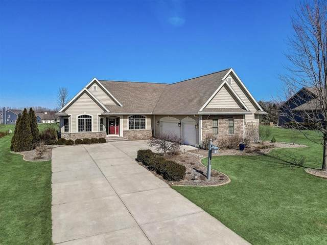 2247 Brookside Dr, Jackson, WI 53037 (#1730713) :: RE/MAX Service First