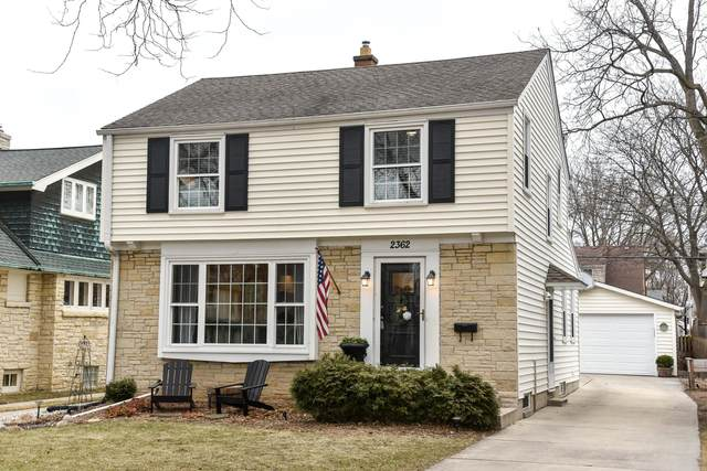 2362 N 86th St, Wauwatosa, WI 53226 (#1730737) :: RE/MAX Service First