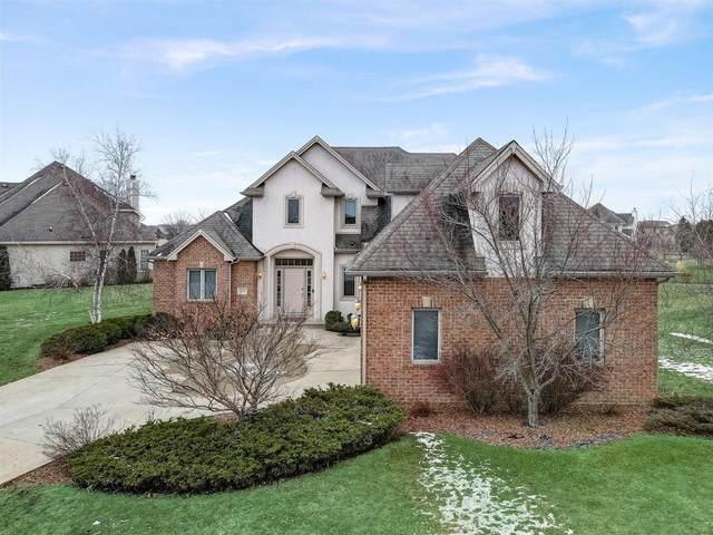 10221 80th St, Pleasant Prairie, WI 53158 (#1731359) :: Tom Didier Real Estate Team