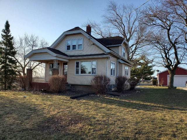 4711 W 7 Mile Rd, Raymond, WI 53108 (#1731576) :: EXIT Realty XL