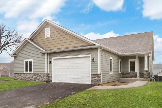 306 Tindalls Nest, Twin Lakes, WI 53181 (#1731813) :: RE/MAX Service First