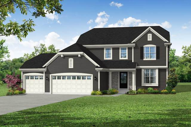 N174W20554 Laurel Springs Cir, Jackson, WI 53037 (#1732512) :: Keller Williams Realty - Milwaukee Southwest