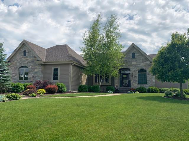 4248 St Helena Pl, Jackson, WI 53037 (#1732604) :: RE/MAX Service First