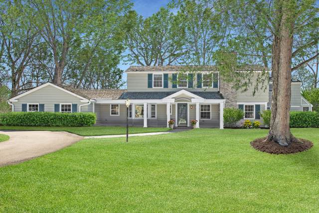 1405 E Bywater Ln, Fox Point, WI 53217 (#1732912) :: Tom Didier Real Estate Team