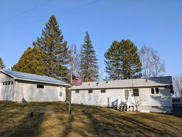 N16356 S Newman Lake Rd, Fifield, WI 54552 (#1733506) :: RE/MAX Service First