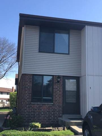 1401 Oakes Rd #1, Mount Pleasant, WI 53406 (#1733988) :: RE/MAX Service First